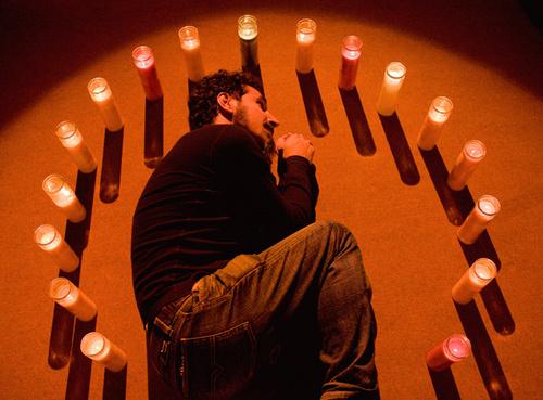 Serj Tankian: mírový aktivista