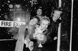 Sex Pistols na festivalu Hodokvas