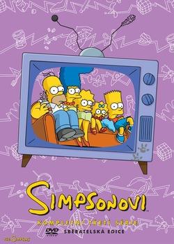 Simpsonovi pokračují třetí sérií na DVD