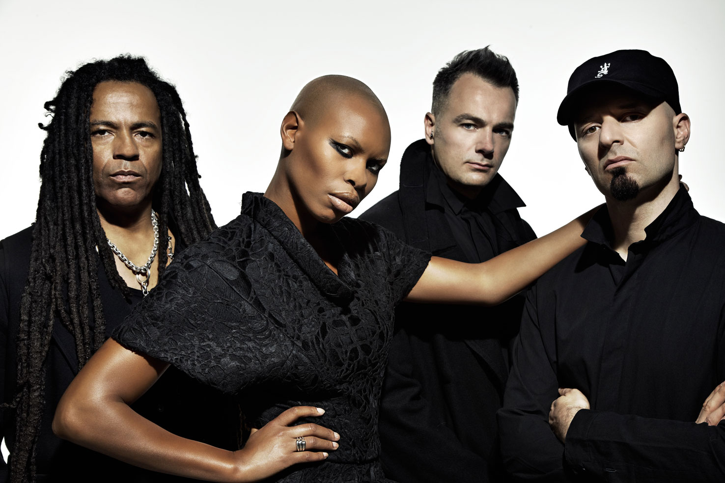 Skunk Anansie na Rock for People
