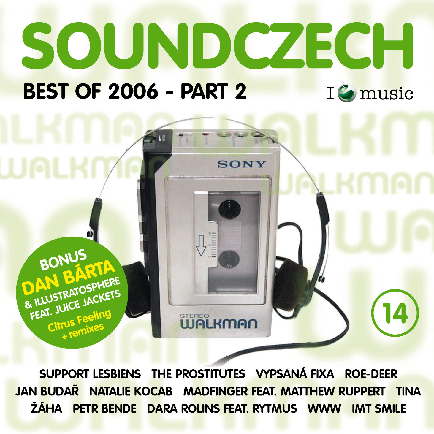 CD Best Of 2006 part 2 přílohou REPORTU 3/07