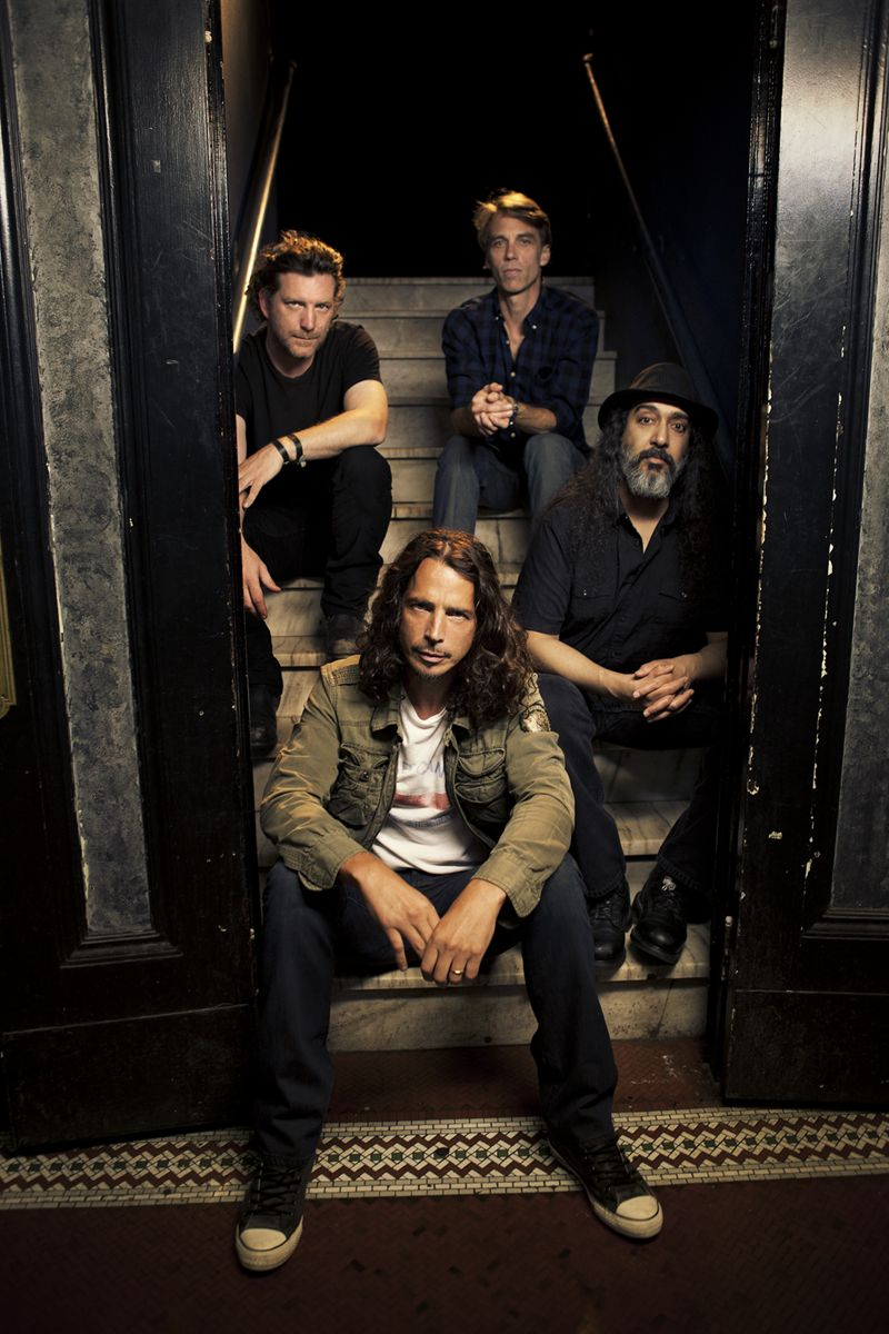 Soundgarden nahráli novou skladbu