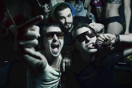 Swedish House Mafia boduje