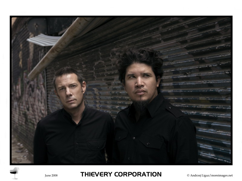Thievery Corporation již v sobotu