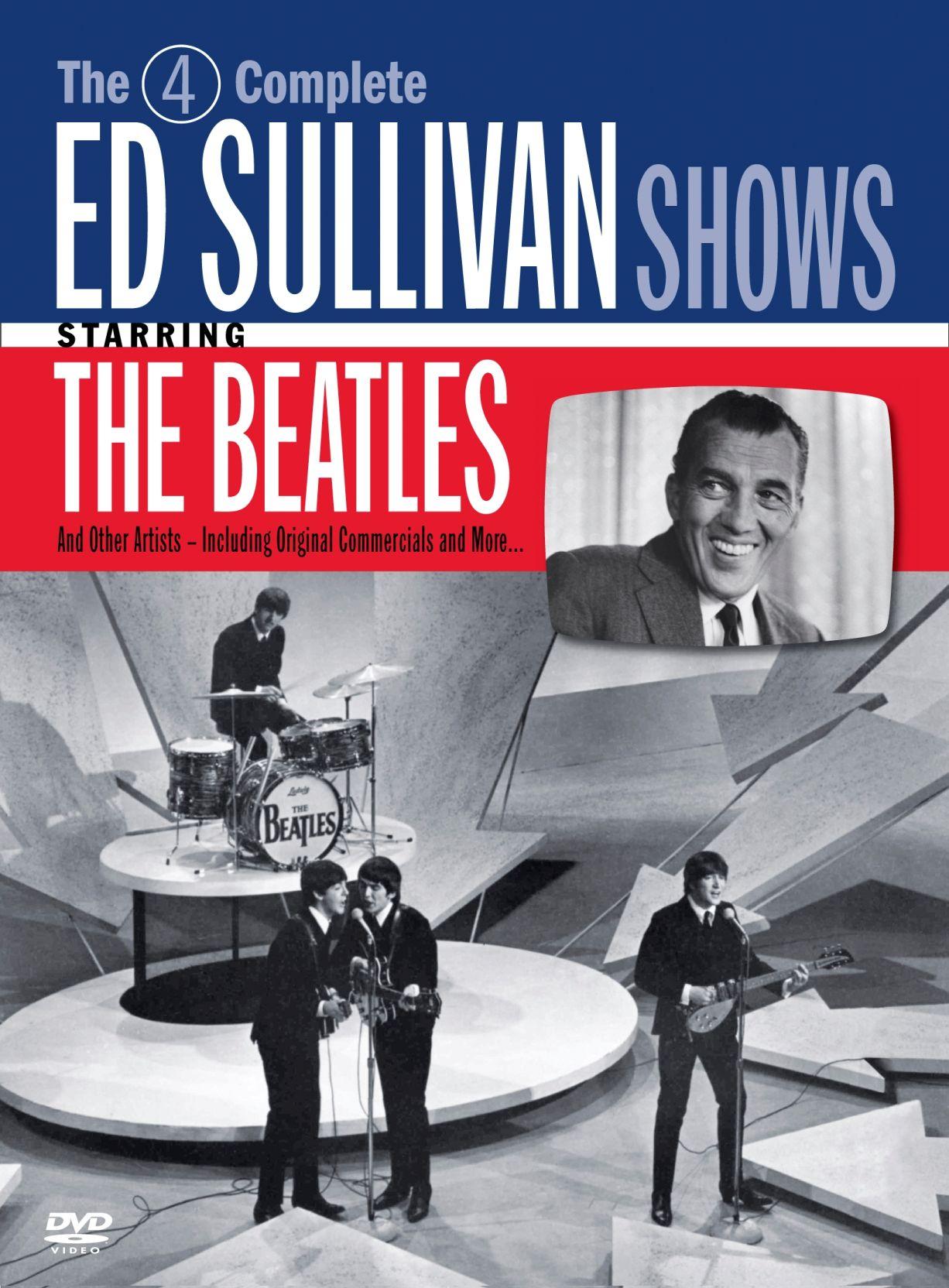 The Beatles: vychází raritní DVD