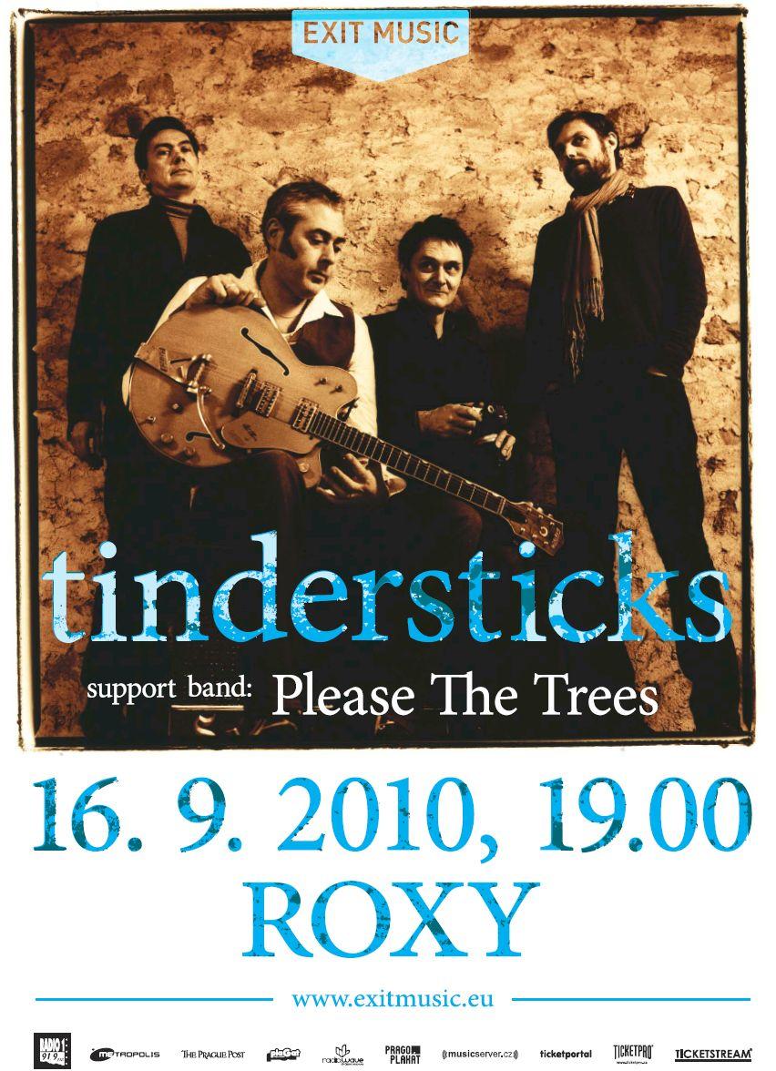 Koncert Tindersticks se přesouvá