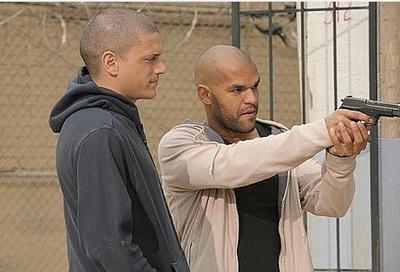 Útěk z vězení - 2. řada na DVD