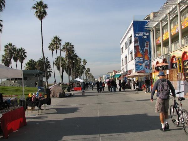 Popcorn Drama v Los Angeles 1.