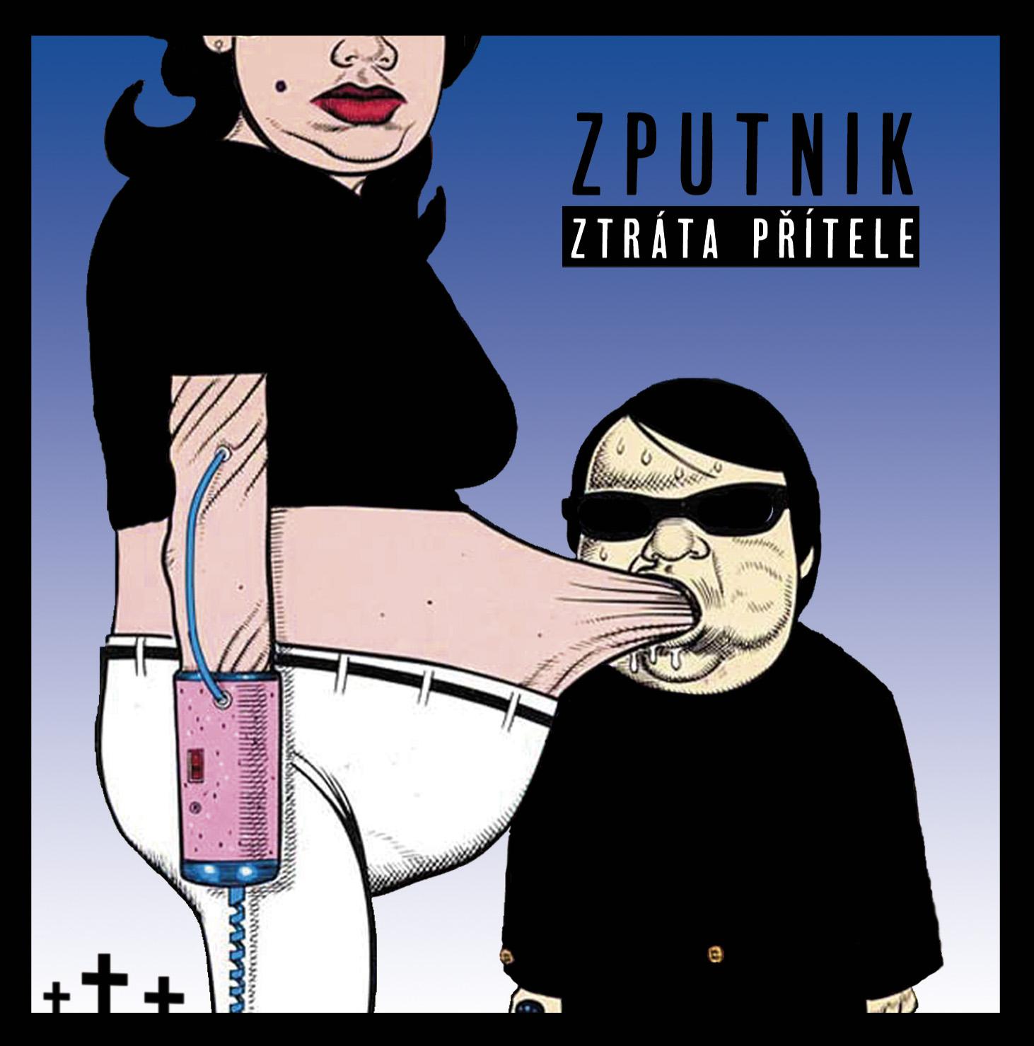 CD Zputnik - Ztráta přítele