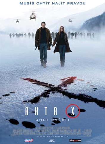 Akta X se vracejí ve filmu