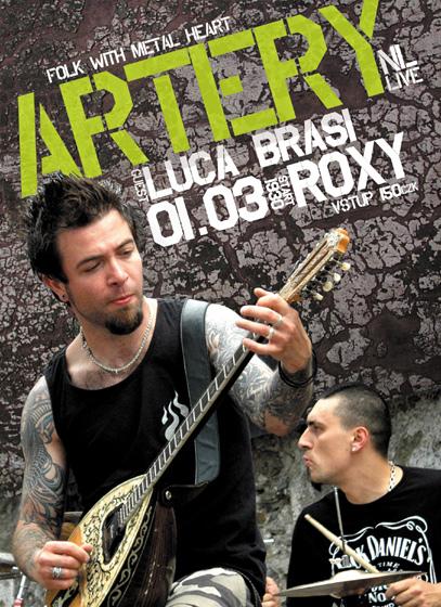 Folk-metal v Roxy