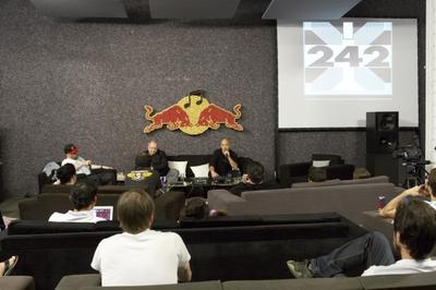 Red Bull Music Academy Barcelona - díl 2.