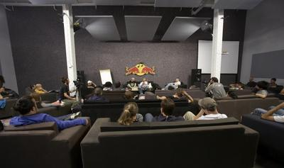 Red Bull Music Academy Barcelona - díl 4.