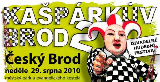 Kašpárkův Brod: festival pro děti