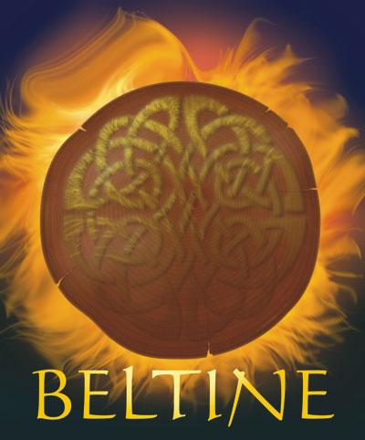 Svátek keltské kultury Beltine 2007