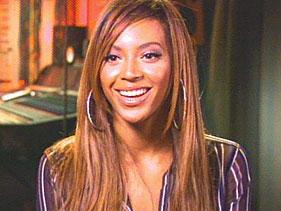 Beyoncé na turné po Evropě