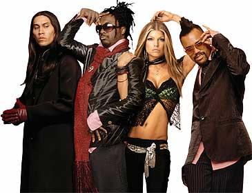 Již za 7 dní Black Eyed Peas v Praze