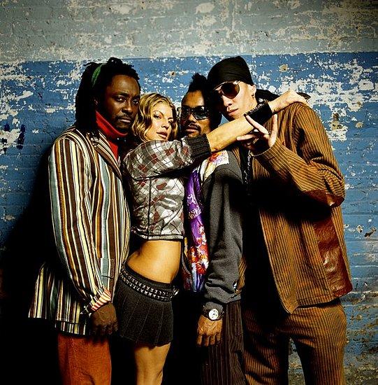 Noví Black Eyed Peas v listopadu