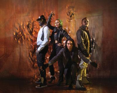 The Black Eyed Peas: Sběrači Grammy v Praze