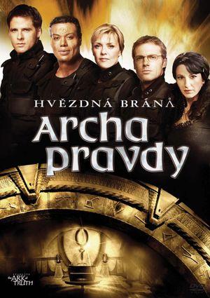 Hvězdná brána: Archa pravdy na DVD