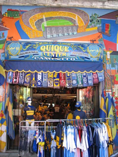 Monkey Business v Argentině - 5. část