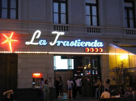 Monkey Business v Argentině - 3. část