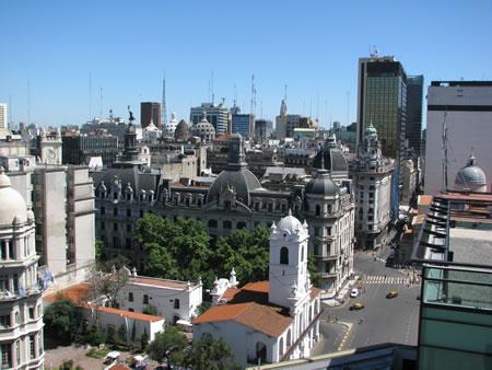 Monkey Business v Argentině - 4. část