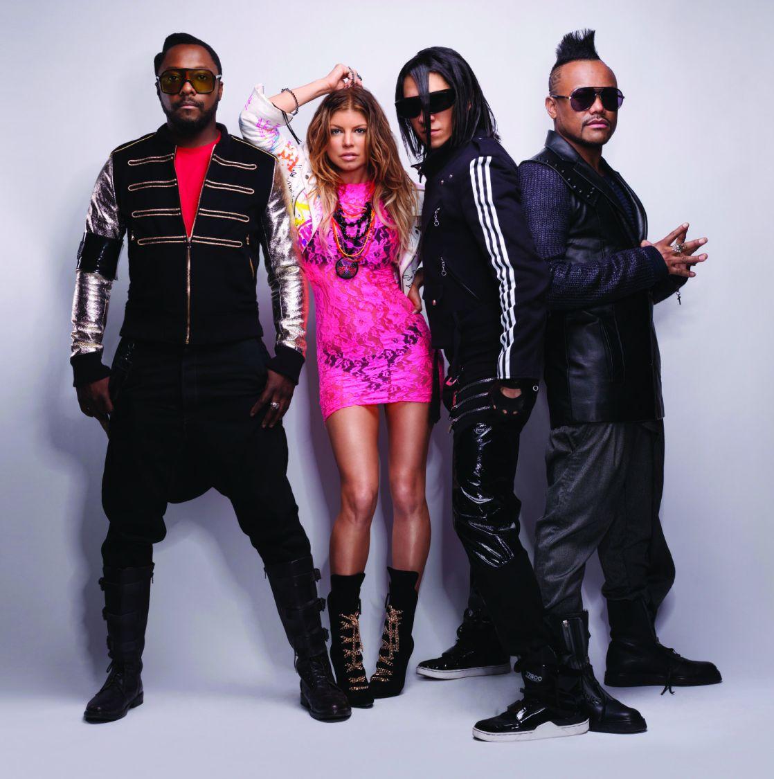 Black Eyed Peas milují Hříšný tanec