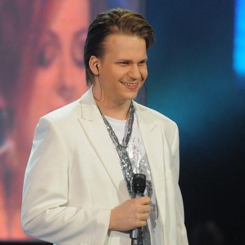 Martin Chodúr zpěvákem roku