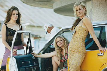 Grammy ovládly Dixie Chicks