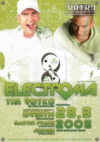 DJ Tim Royko zahraje zítra v Retru