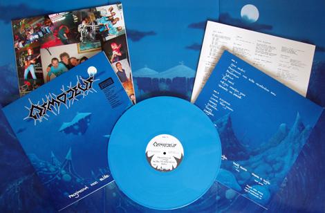 Asmodeus vydává debut na vinylu