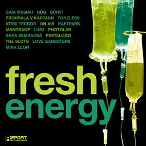 Ukázky z CD Fresh Energy