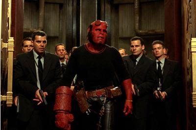 Hellboy 2 - Zachránit svět je pekelná dřina