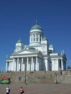 Helsinky: Tenkrát na severu