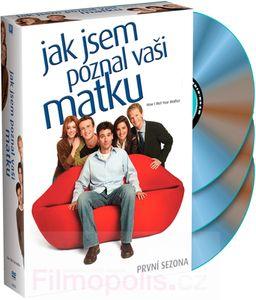 Jak jsem poznal vaši matku na DVD