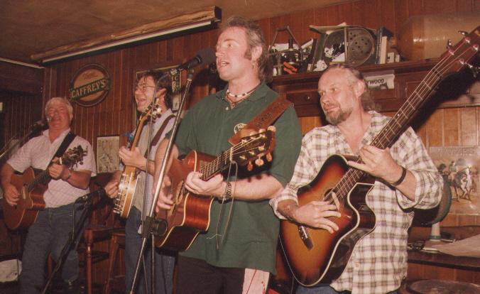 Dny irské hudby míří do Vagonu