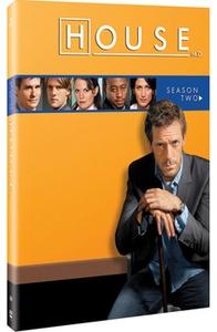 Dr. House 2. sezóna na DVD