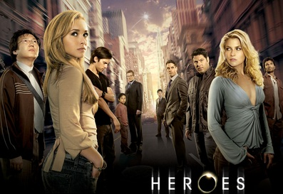Hrdinové - druhá řada vychází na DVD