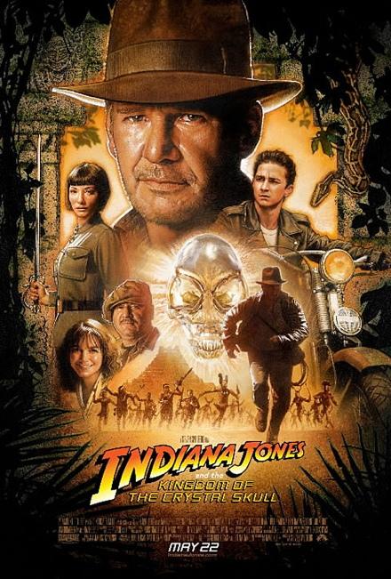 Harrison Ford je zpět jako Indiana Jones