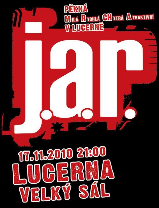 J.A.R. tradičně v Lucerně za týden