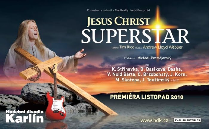 Jesus Christ Superstar nezklamal