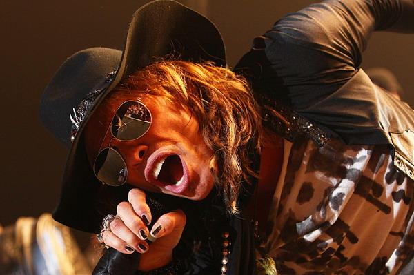Aerosmith: světla, kamera, destrukce!