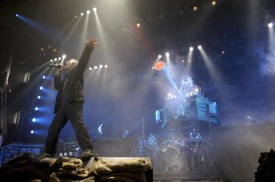 Iron Maiden Live!!!