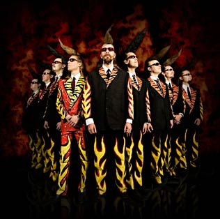 Co nám řekli Leningrad Cowboys