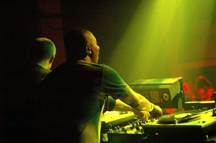 DJ Marky roztavil Roxy