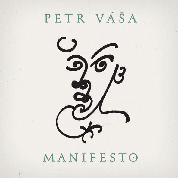 Petr Váša s manifestem