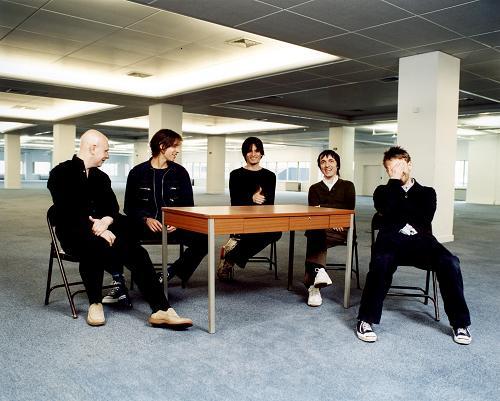 Radiohead chystají turné