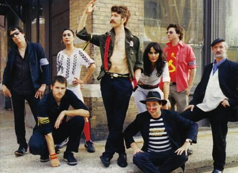 Blázniví Gogol Bordello chystají páté album