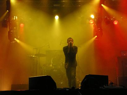 Jesus And Mary Chain, gotici a Tool live!